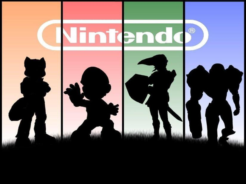 Some of my favorite silhouettes in gaming.