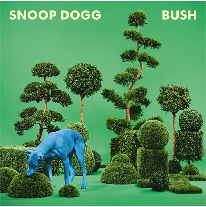 Snoop Dogg Album Covers have always been trippy