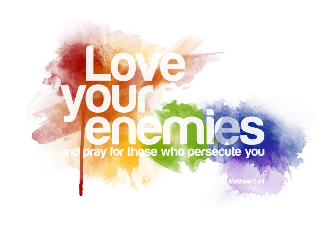love-your-enemies