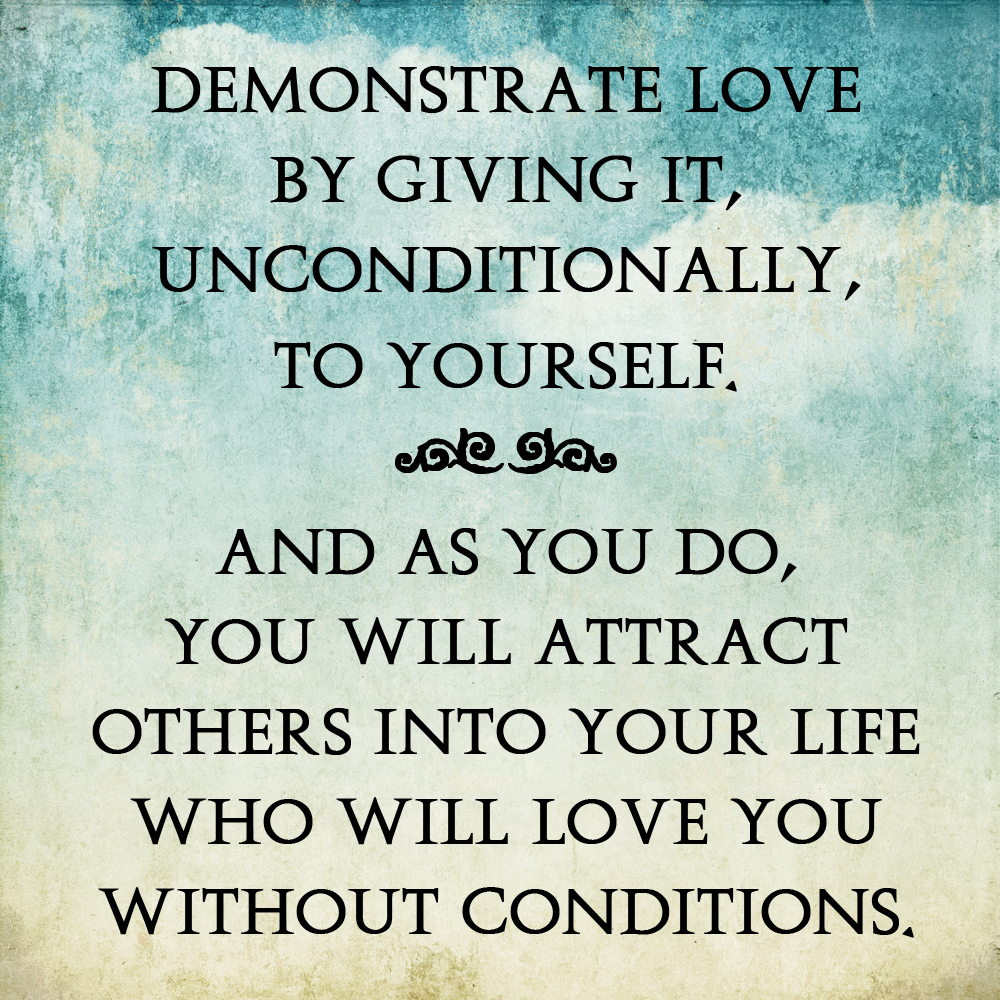 love-yourself-unconditionally