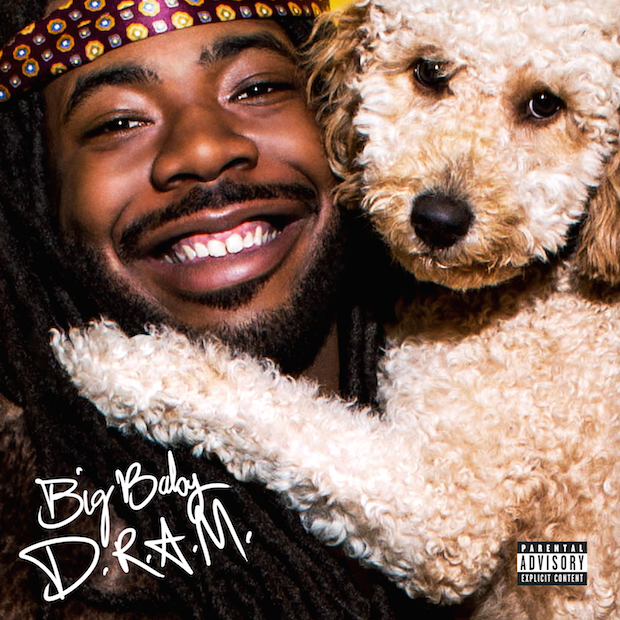 Big Baby D.R.A.M. album cover by Boootleg