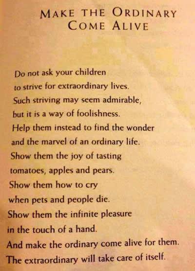 teach-children-to-make-the-ordinary-come-alive