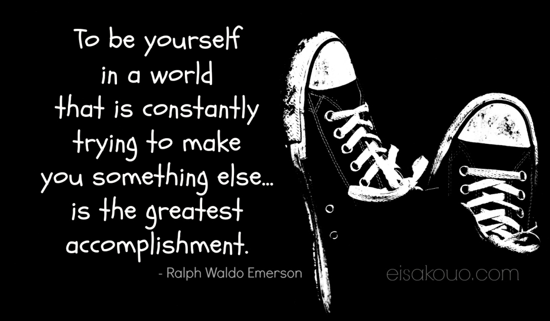 to-be-yourself