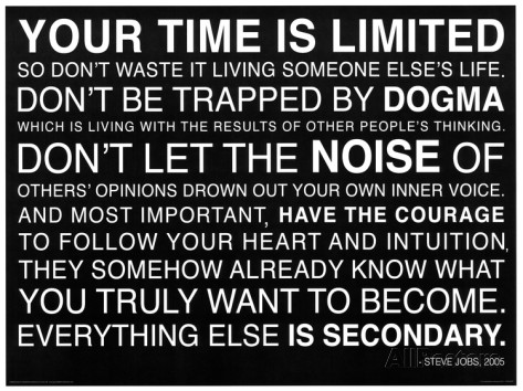 your-time-is-limited-steve-jobs-quote-poster