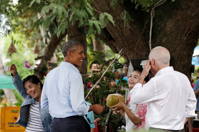 Barack Obama, Daniel Clune