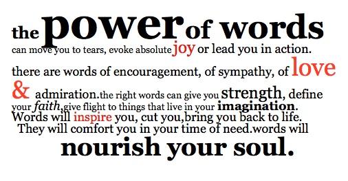 thepowerofwords