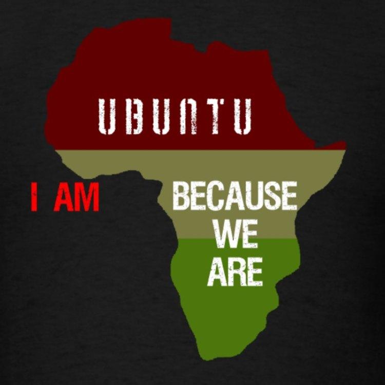africa-ubuntu-shirt-men-s-t-shirt