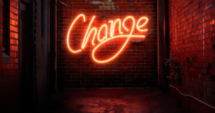 Change is for the Better (BriefUpdate)