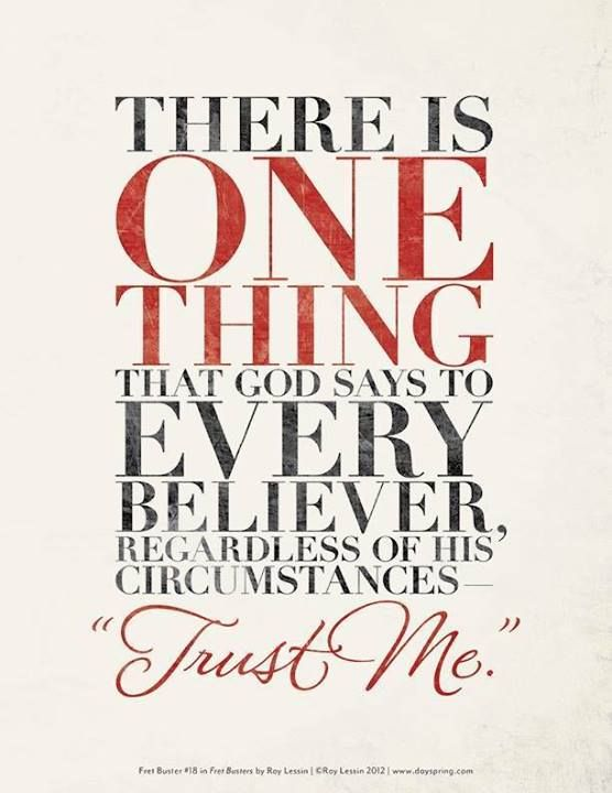 In God I Trust Everythings Magnificent