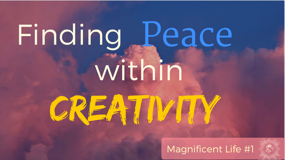 Finding Peace within Creativity